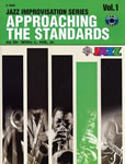 Songbook Approaching the Standards vol.1  (+CD) : Jazz Improvisation for Eb  instruments
