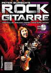 Peter Bursch's Rockgitarre (CD/DVD) Voggenreiter