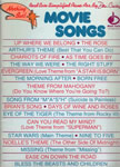 Movie Songs Sampler