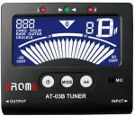 Stimmger�t Digital-Tuner AT-03B chromatisch mit in/out