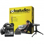 Behringer Podcast-Studio USB mit USB-Interface