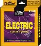 E-Gitarrensaiten A508-L 010-046 Nickel Wound