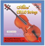 Cellosaiten A803 Steel Core - Ein Satz Saiten für Cello